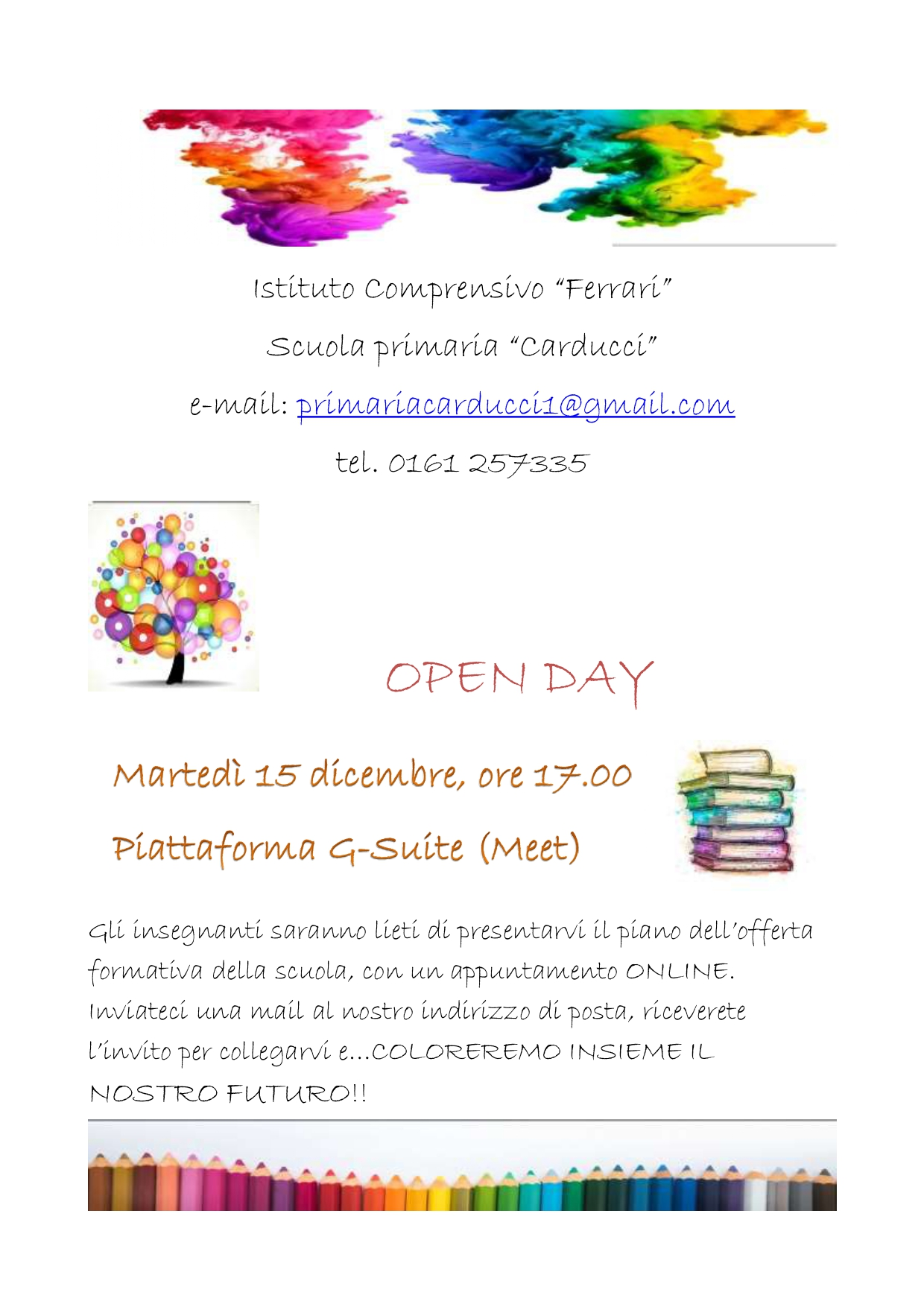 Open Day Carducci